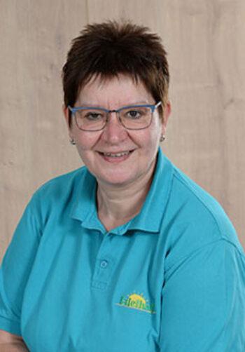 Anna Artner - Reinigungspersonal