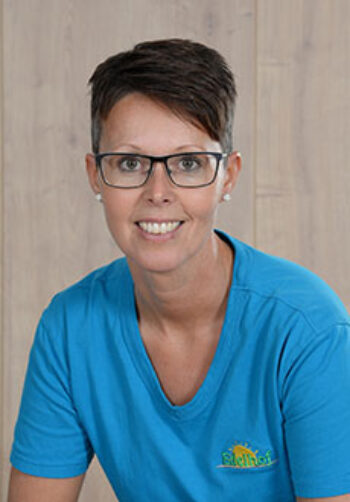 Claudia Gutenthaler - Reinigungspersonal