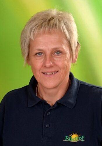 Gabriele Simlinger - Reinigungspersonal, Wäscherei