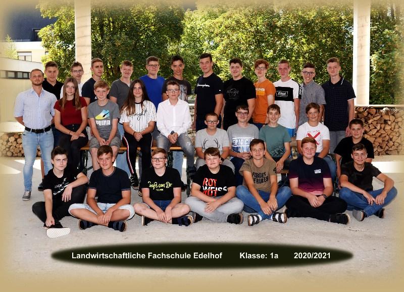 Klassenfoto 1a
