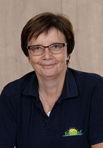 Roswitha Hahn - Reinigungspersonal